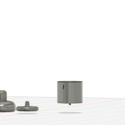 Descargar STL gratis Gotero 3D, kira-yamato