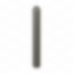 Impresiones 3D gratis Consolador 3D simple, kira-yamato