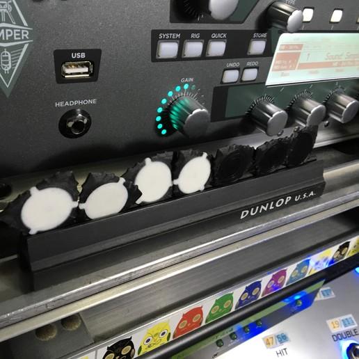 IMG_1424.JPG Télécharger fichier STL gratuit FlexiPick TRIANGLE-DENT guitare électrique flexible 3D PLA et TPU • Plan pour imprimante 3D, carleslluisar