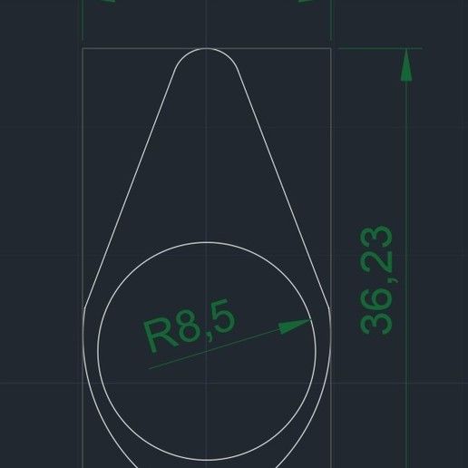 KVAR pua nido 27032020 medidas.jpg Télécharger fichier STL gratuit Nid KVAR 27032020 • Objet à imprimer en 3D, carleslluisar