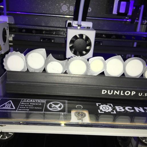 CF730F73-B705-4385-B59E-327EB6926E13.jpeg Download free STL file PITA-GROOVE Carbon Fiber and TPU Black - Pua Nido (Nest Pick Guitar) • 3D printable object, carleslluisar