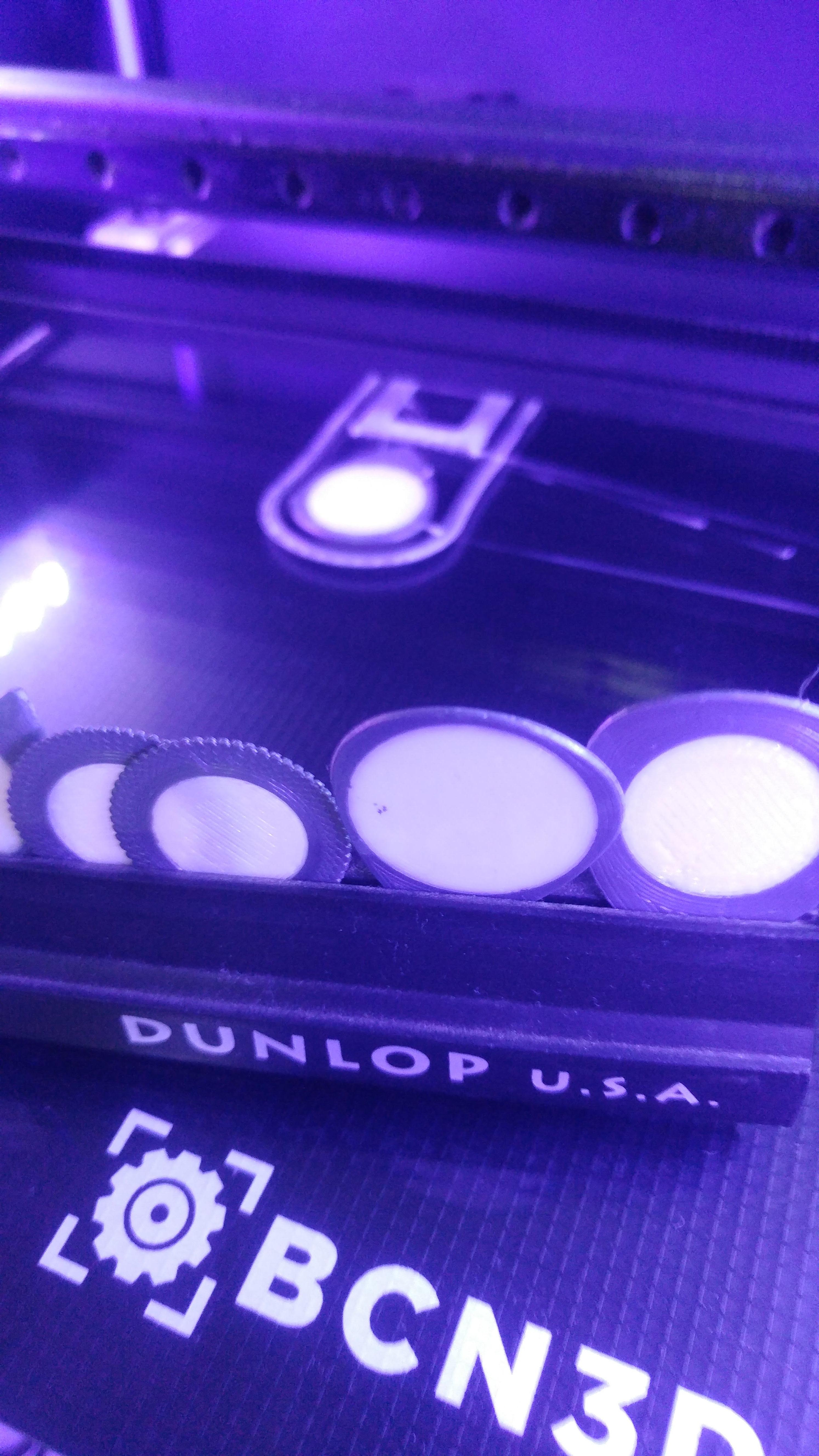 7C6BA39D-5E22-4655-858D-52C847985B60.jpeg Télécharger fichier STL gratuit RAINDROP Pua Nido (médiator électrique) • Design imprimable en 3D, carleslluisar