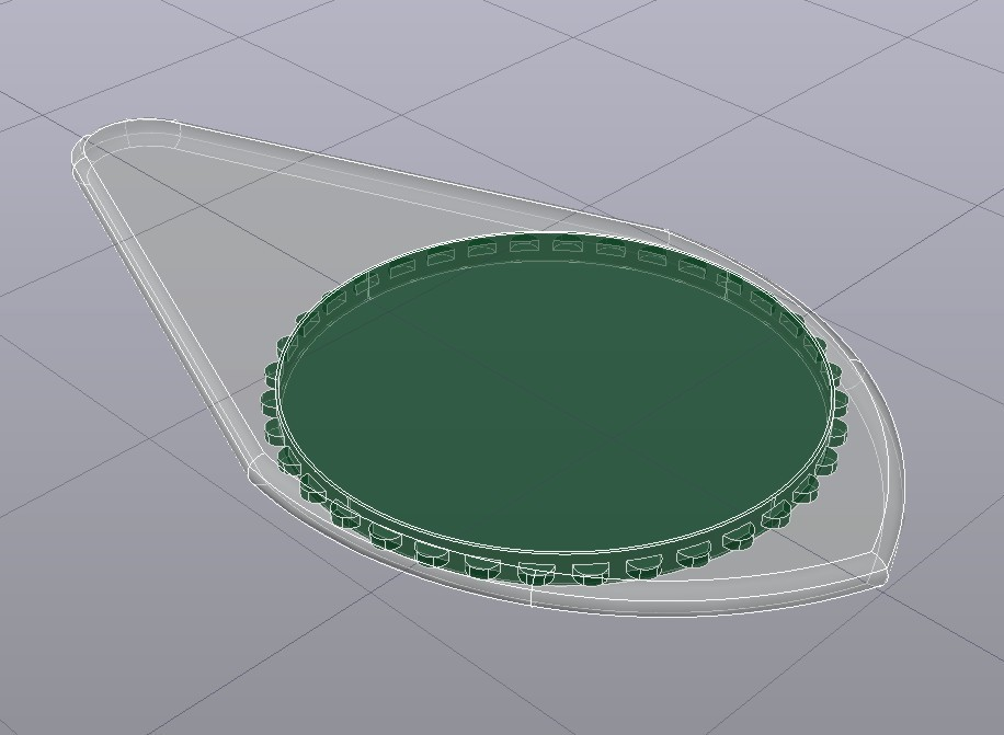 KVAR pua nido 27032020 Rayos-X.jpg Télécharger fichier STL gratuit Nid KVAR 27032020 • Objet à imprimer en 3D, carleslluisar