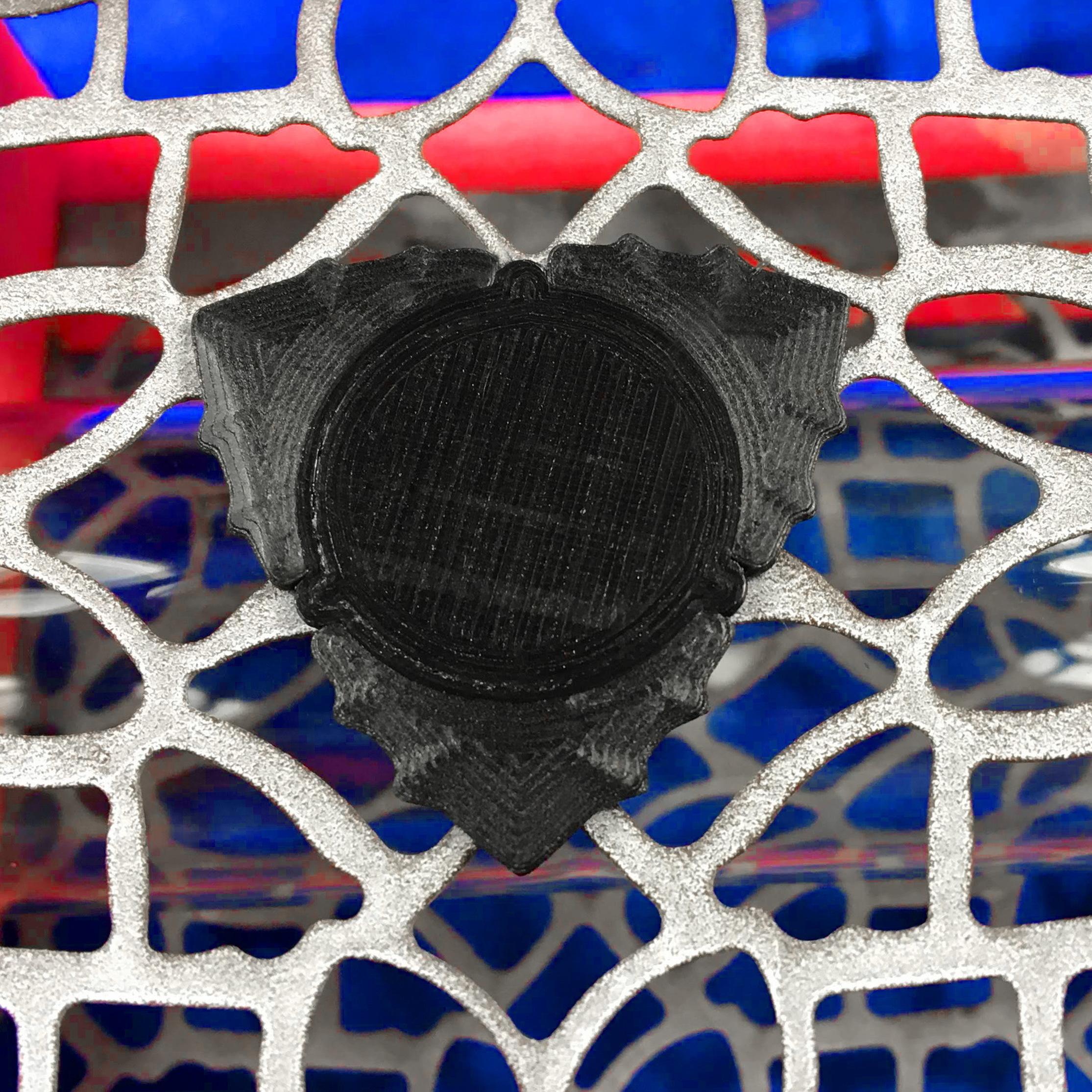 Flex Triangle-Dent Pua Nido 02052020.JPG Download free STL file FlexiPick TRIANGLE-DENT flexible electric guitar nest 3D Carbon fiber and TPU • Design to 3D print, carleslluisar