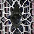 KVAR 281819 by eXiMienTa.JPG Download free STL file KVAR Pua Nido Carbon Fiber and Black TPU (Nest Pick Guitar) • 3D printer object, carleslluisar