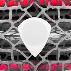 UNU-TRI Pua Nido R10 26x31 260320 Imagen.JPG Télécharger fichier STL gratuit UNU-TRI Pua Nido (guitare à plectre) • Plan pour impression 3D, carleslluisar