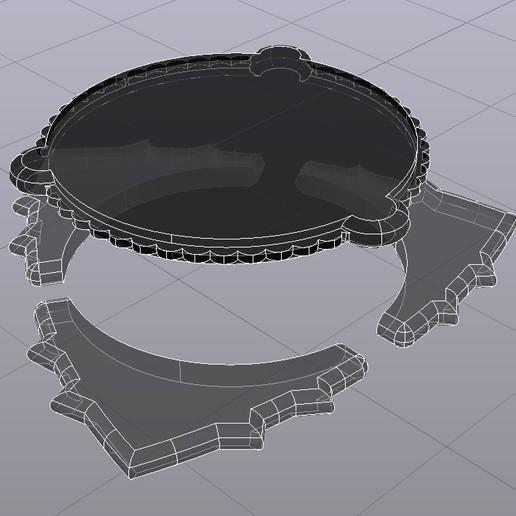 Flex TRIANGLE-DENT 1'50 030520 Rayos-X.jpg Télécharger fichier STL gratuit FlexiPick TRIANGLE-DENT guitare électrique flexible 3D PLA et TPU • Plan pour imprimante 3D, carleslluisar