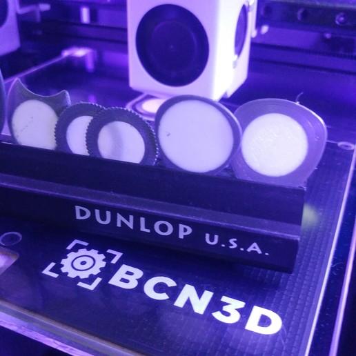 FCD37A6E-D2FA-4F47-B20F-5269DD1BE7E1.jpeg Télécharger fichier STL gratuit RADON Nest pick / pick / pick pour jouer de la guitare électrique • Objet pour imprimante 3D, carleslluisar