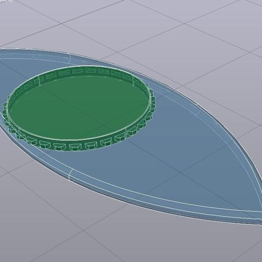 CHIN 28R5 15x38 280320 Rayos-X.jpg Télécharger fichier STL gratuit CHIN 28R5 15x38 280320 • Plan à imprimer en 3D, carleslluisar