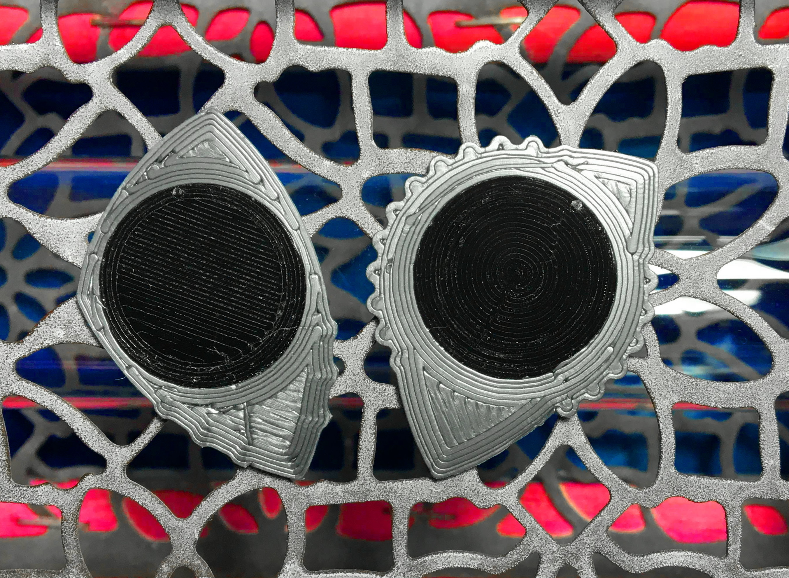 PITA-DENT Y RADOM-PITA 18-Abril-2020 by eXiMienTa.JPG Download free 3MF file PITA-DENT AND RADOM-PITA guitar pick • 3D printable object, carleslluisar