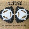 BB193C6C-5BFF-4EEC-9DB7-F698CE3AF9EE.jpeg Download free STL file FlexiPick Center'Curve'PiramiralTriangle-Dent 1'50mm for electric guitar • Object to 3D print, carleslluisar