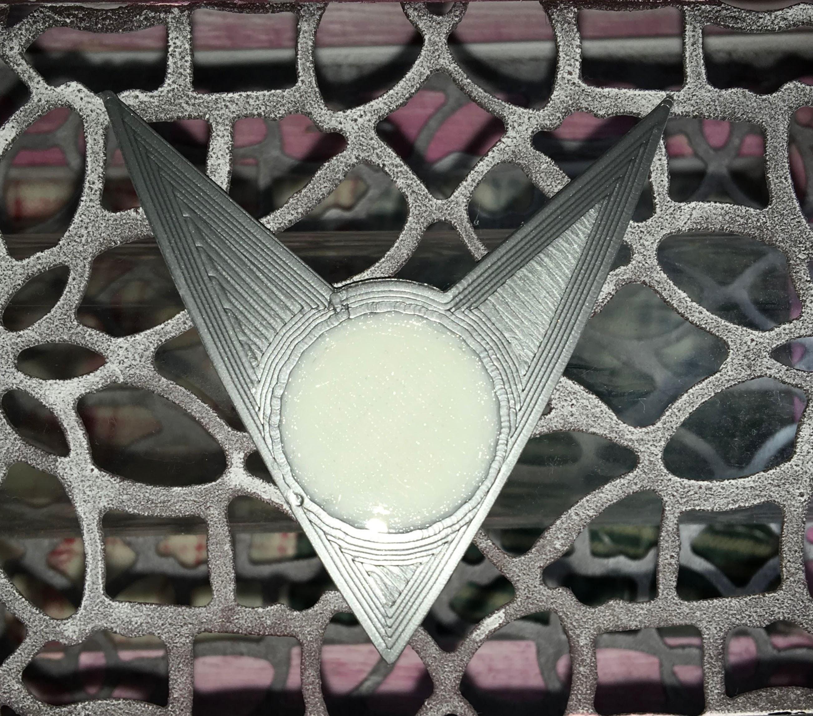 FISHTAIL 180819.JPG Download free STL file FISHTAIL (electric guitar pick) • 3D printer template, carleslluisar