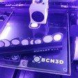Download free 3D print files UNU R11 26X31 111119 Electric guitar pick, carleslluisar