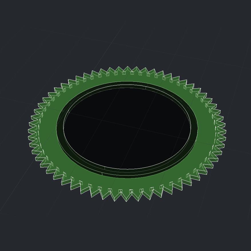 Radon-Denta Rayos-X.jpg Télécharger fichier STL gratuit RADON Nest pick / pick / pick pour jouer de la guitare électrique • Objet pour imprimante 3D, carleslluisar