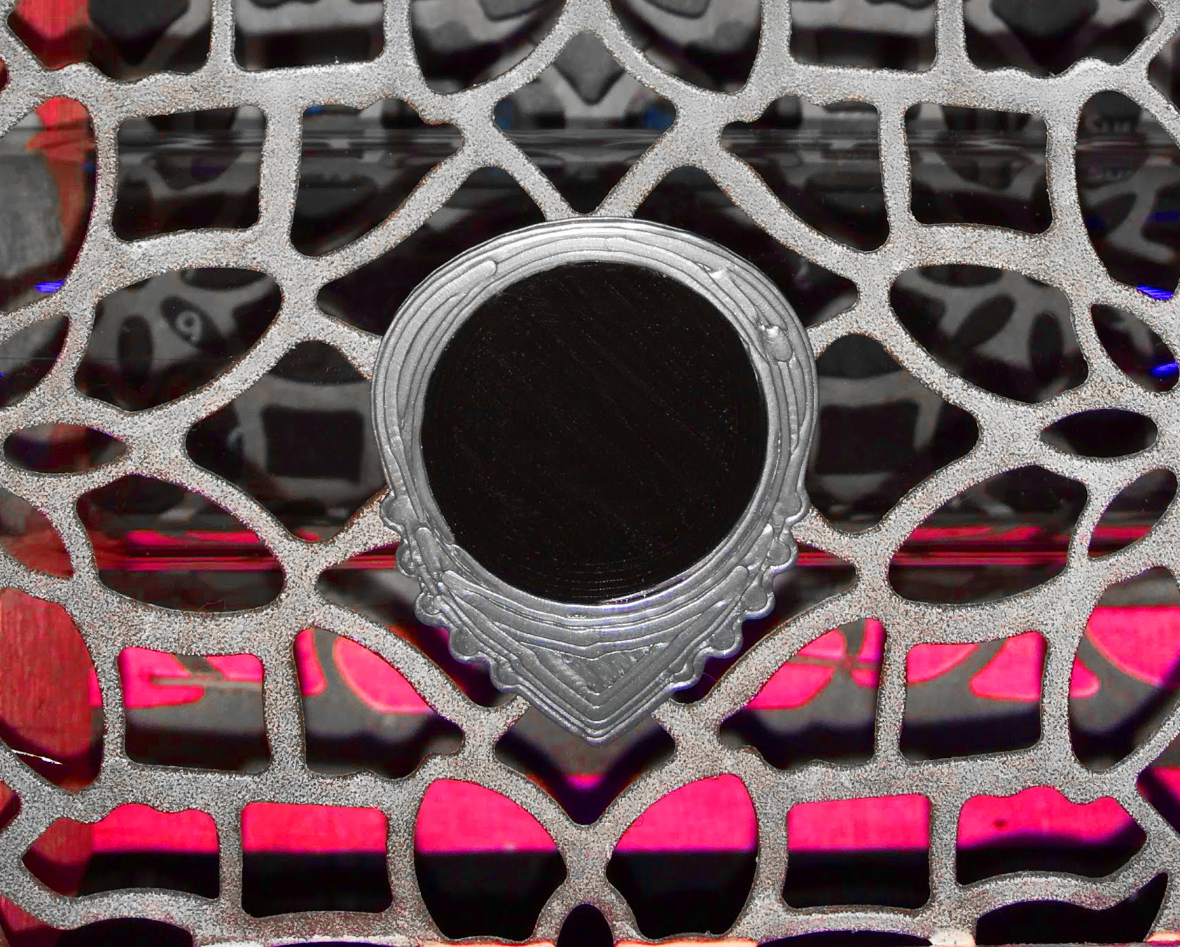 IMG_1273.JPG Télécharger fichier STL gratuit UNU-DENT R10'5 26X31 - pique nid pour PLA & TPU Guitare électrique blanche • Plan pour imprimante 3D, carleslluisar