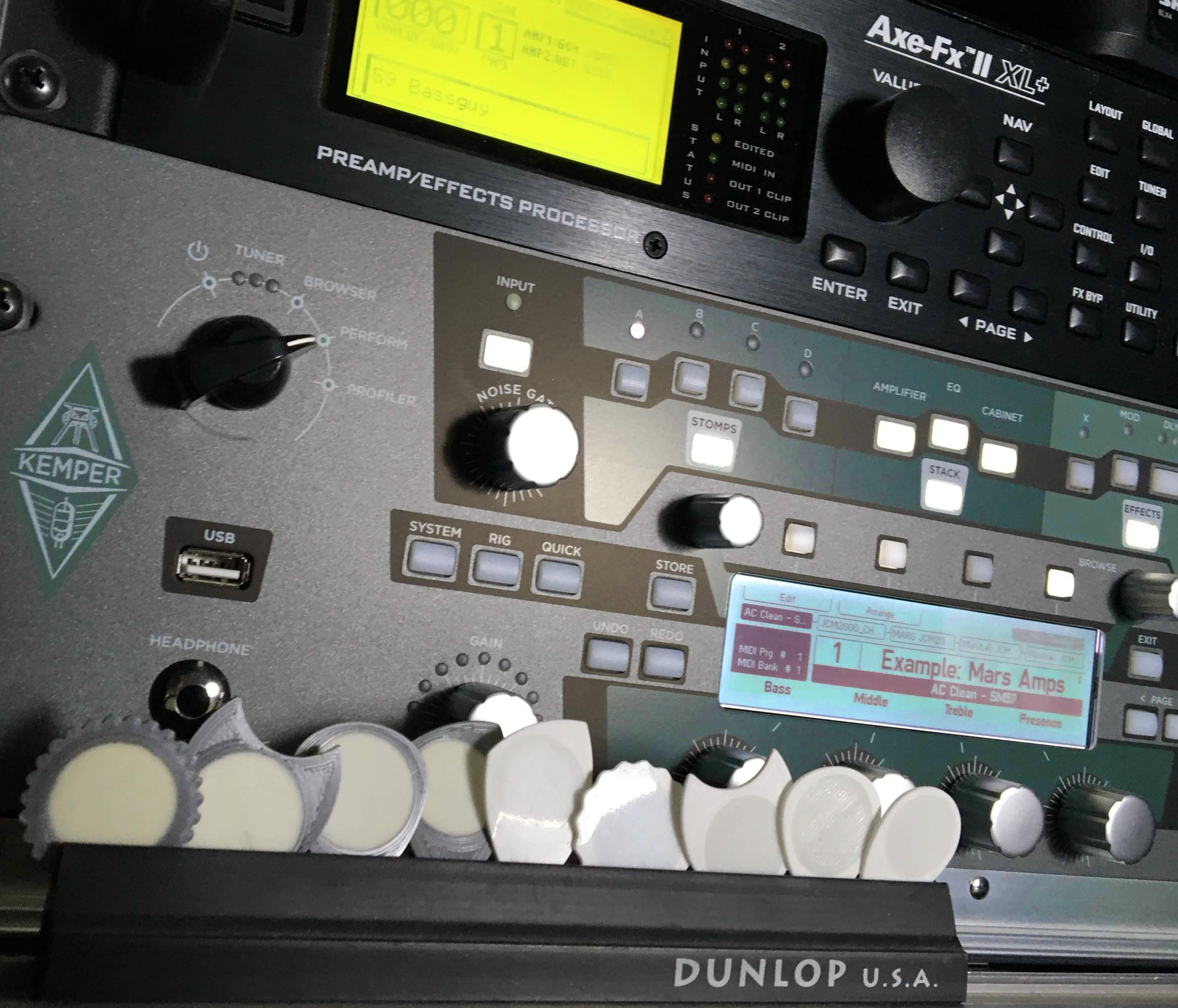 Puas Nido Rack de eXiMienTa.JPG Télécharger fichier STL gratuit SIMIR-g & SIMIR-p Puas Nido - Fabriqué avec PLA et TPU BCN3D sigma R19 - Bâton de guitare 3D • Modèle pour impression 3D, carleslluisar