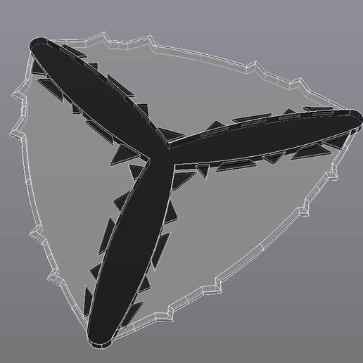HELIXDAMPFlexiPick 0'90 09082020004.jpg Download free STL file DAMP FlexiPick pua nido by eXiMienTa • Model to 3D print, carleslluisar