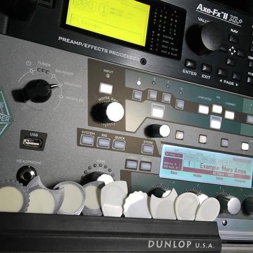 Puas Nido Rack de eXiMienTa.JPG Télécharger fichier STL gratuit UNU-TRI Pua Nido (guitare à plectre) • Plan pour impression 3D, carleslluisar