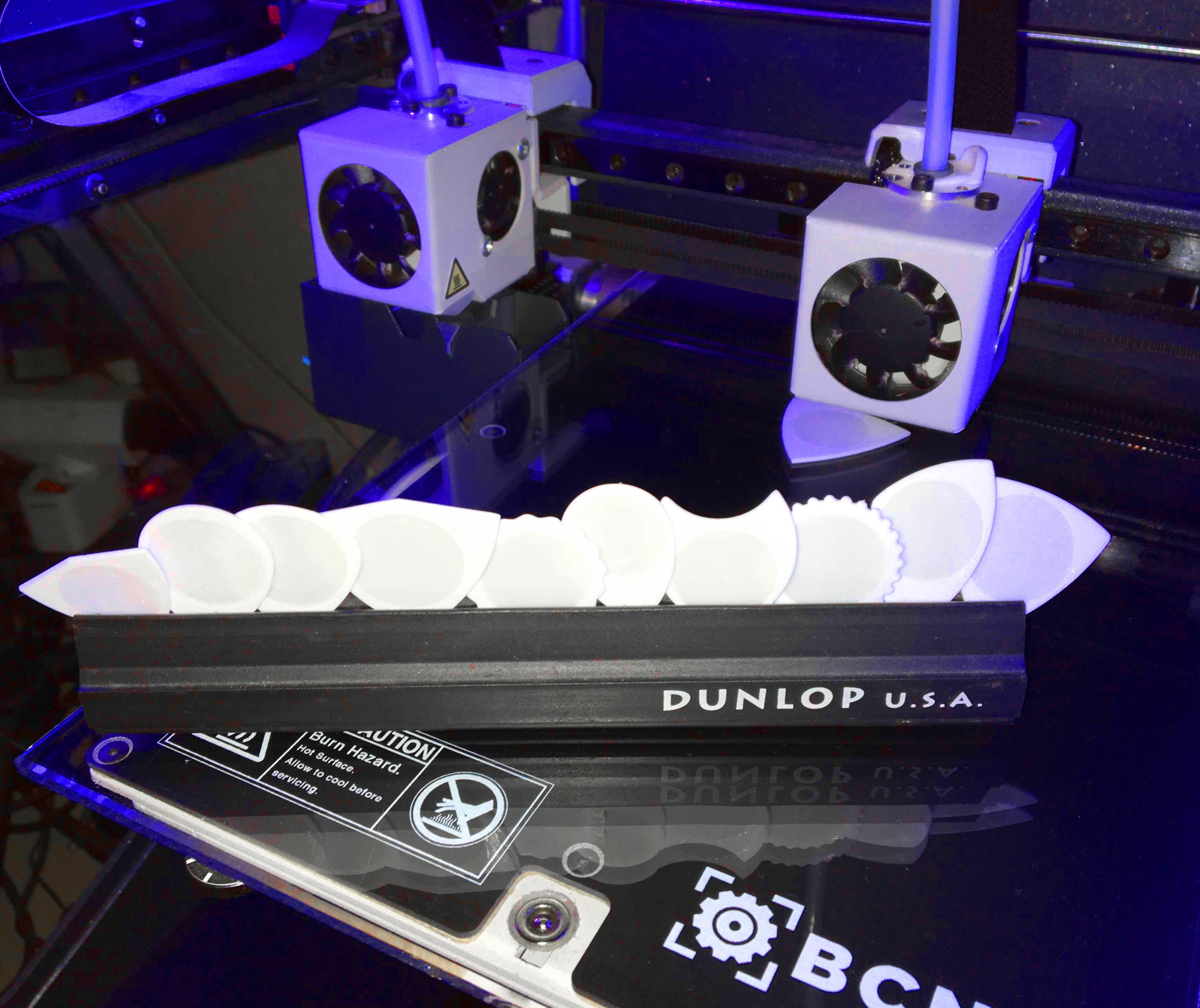 puas nido 25032020.JPG Download free STL file DUA-DENT 01 - 02 3D Guitar Tips • Design to 3D print, carleslluisar
