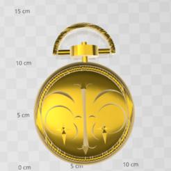 montre1.PNG Download free 3MF file montre Oz pandora hearts V1 • 3D printable template, miss-du02100