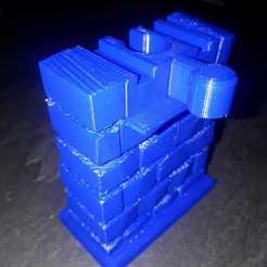 Descargar modelos 3D Puente para el tren BRIO o IKEA, Piratocola