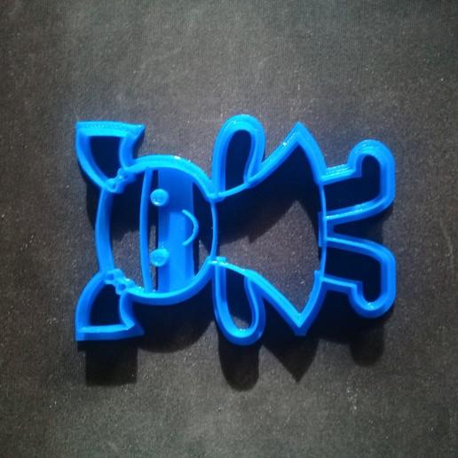 Télécharger fichier 3D gratuit Poupée coupeuse de biscuits Simple Doll, NicoDLC