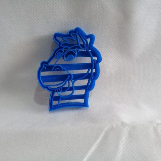 Descargar archivos 3D Tiro Al Blanco (toy story) Cortante Cookie Cutter, NicoDLC