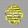 Télécharger fichier STL gratuit L'emporte-pièce Luigi de mario bros games • Design imprimable en 3D, NicoDLC