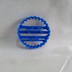 Télécharger fichier STL gratuit Happy cutting Journée du coupeur de biscuits • Plan imprimable en 3D, NicoDLC