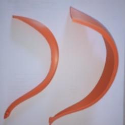 Descargar Modelos 3D para imprimir gratis GUARDABARROS DELANTERO Y TRASERO 2HP, MINIALAND57