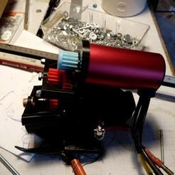 Descargar modelos 3D gratis BLOQUE MOTOR RC MEHARI, MINIALAND57
