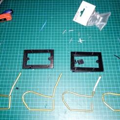 Descargar Modelos 3D para imprimir gratis ASIENTOS Y PARTE INFERIOR DE LA CARROCERÍA DE CITROËN 2CV, MINIALAND57