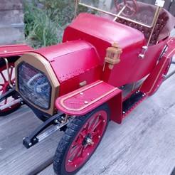 Descargar modelo 3D gratis RUEDA ZEBRA 1910, MINIALAND57