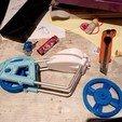 Download free 3D print files SIDE CAR RC 1/6, MINIALAND57