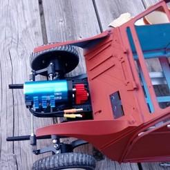Descargar modelo 3D gratis BLOQUE MOTOR CITROEN 2HP RC, MINIALAND57