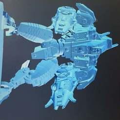 Descargar modelo 3D gratis 107 Fish Gun Salute., leesedrenfort