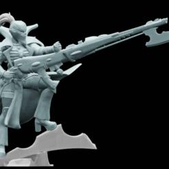 harleys.png Download STL file Elven Carnivale Murder Joker Pose 1 • Design to 3D print, Leesedrenfort