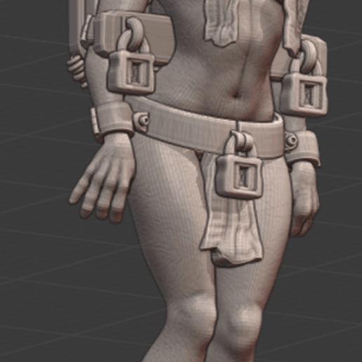 Pilot.png Download STL file Penny Nun Bot 2.0 • 3D print model, Leesedrenfort