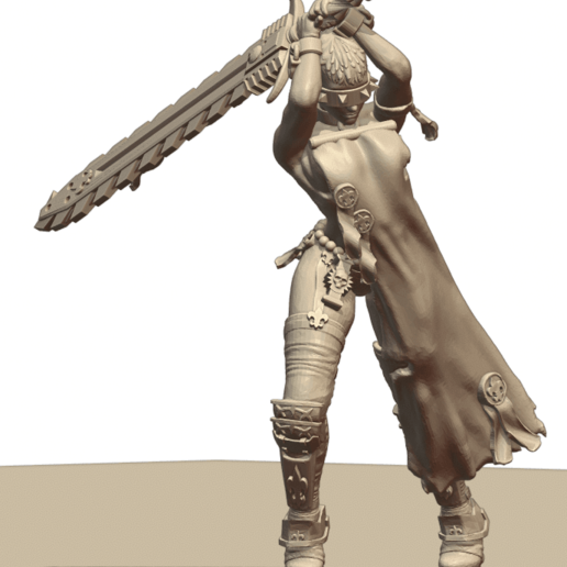 Repent4.png Download STL file Sisters of the Holy Chain Saw • 3D printing object, Leesedrenfort