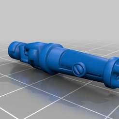 Download free 3D printing files Sealed Pulse Cannon for Stealth, leesedrenfort
