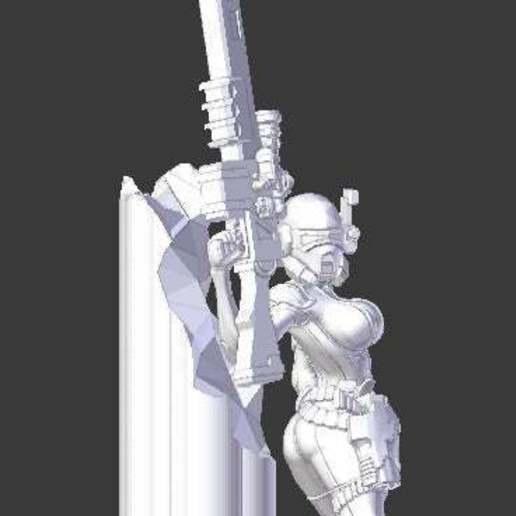 Download free 3D model Vinnessa Assassin, leesedrenfort