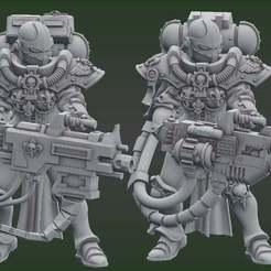 b688e34460a76454ef9157928ff78139_display_large.jpg Download free STL file Heavy Nun -N- More Guns • 3D printer design, Leesedrenfort