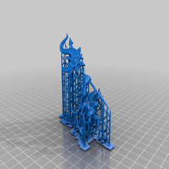 Descargar archivo 3D gratis Cambiar Caster, leesedrenfort