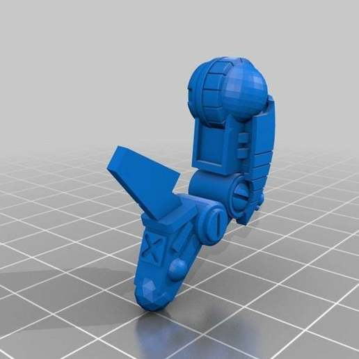 b12710bf70118d4b956e058871dd5bd2_display_large.jpg Download free OBJ file Cold StarFish People Command Suit • 3D print object, Leesedrenfort
