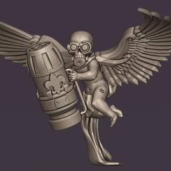 Descargar archivo 3D gratis Ciber Cupido, leesedrenfort