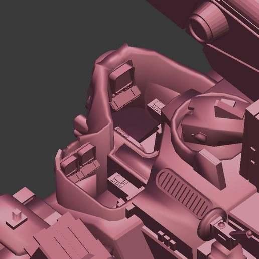 5e5ff02837fe343a6af3a375819c3821_display_large.jpg Download free OBJ file Tempest Rush Mech • 3D printer model, Leesedrenfort