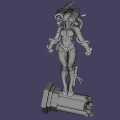 Descargar archivo 3D gratis Asesino Culista, leesedrenfort