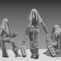 Arcos1.png Download STL file Arco Fabulous Flagelants Set 2 • 3D print design, Leesedrenfort