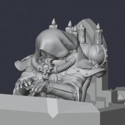 Download free STL file Balistic Pianist for Organ Tanks • 3D print template, Leesedrenfort