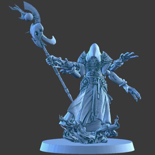 Download free 3D printing templates Tiny Change Caster, leesedrenfort